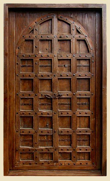 Amazing indian doors at the caravan in baltimore - Antique exchange home design baltimore md ...