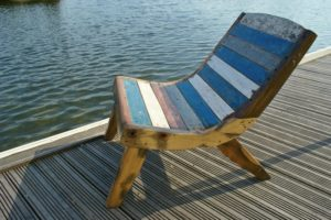 reclaimed+Boat+Wood+Chair